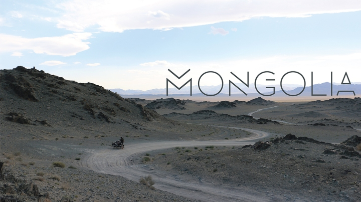 Cycle touring in Mongolia. Crank and Cog.