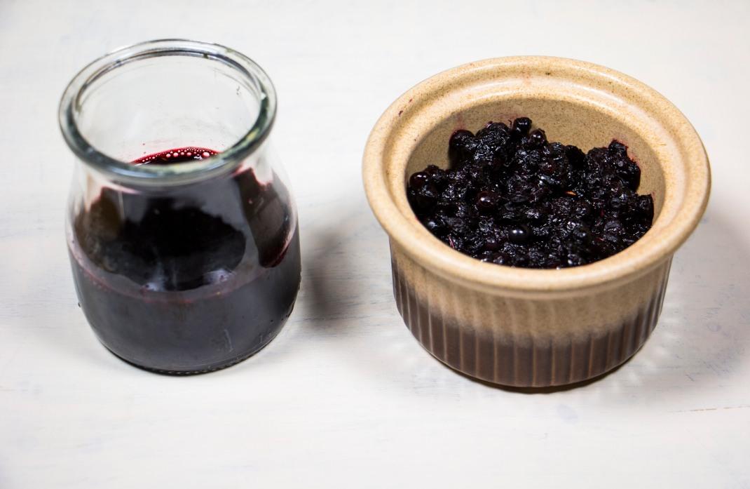 bilberry&juice