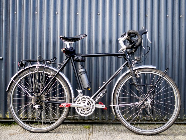 Surly Long haul Trucker | Cycling commute | Crank and Cog.