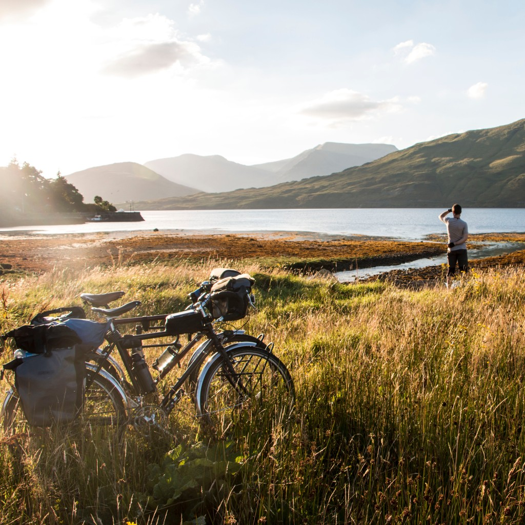 cycle tour of connemara on wild atlantic way