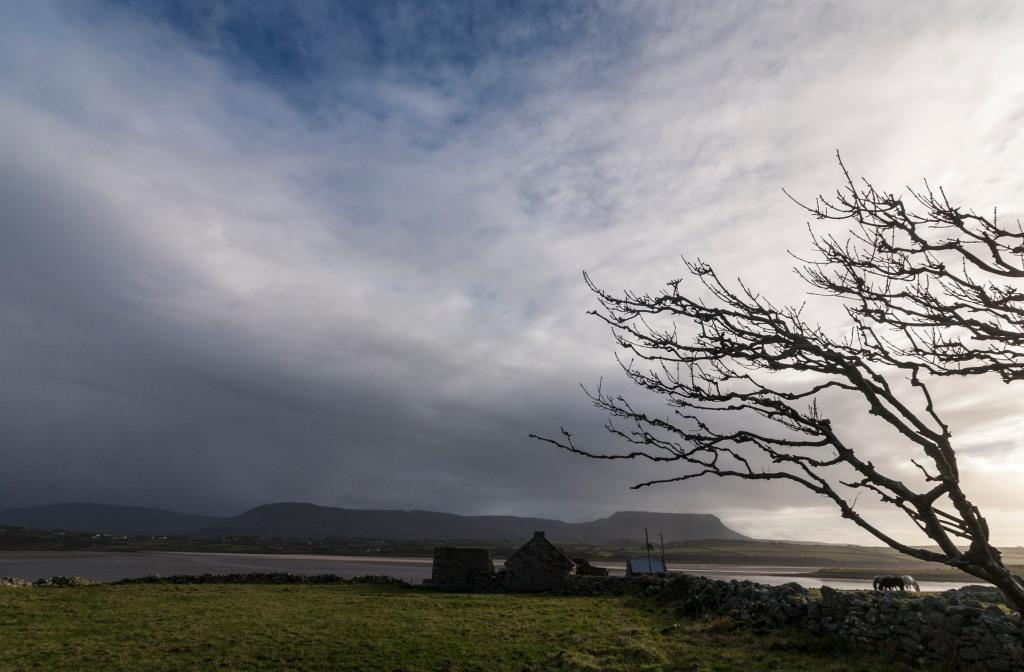 Benbulben and O'Connors Island, Sligo, Ireland