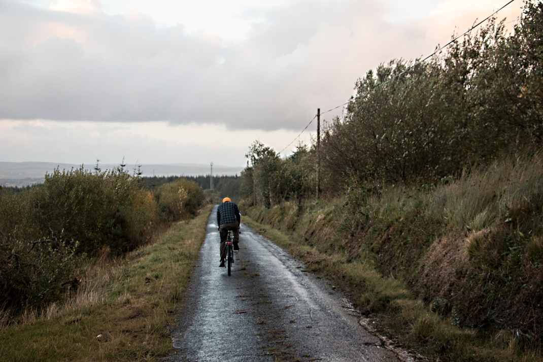 Autumn leitrim cycle