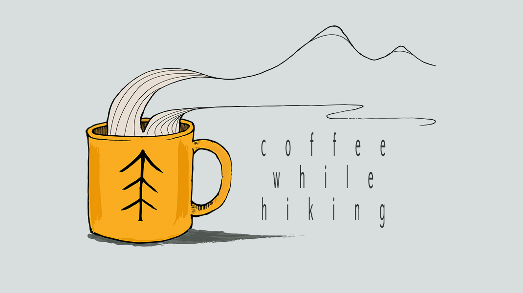 Brewing Coffee in the Wild | Crank and Cog