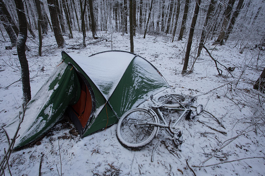 Winter Wild Camping in Moldova - Photo by William Bennett copy