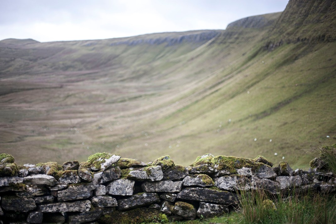 Stonewall, Benbulben, Sligo, North West of Ireland.