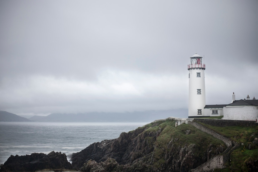 fanad light house, Donegal, north west of Ireland