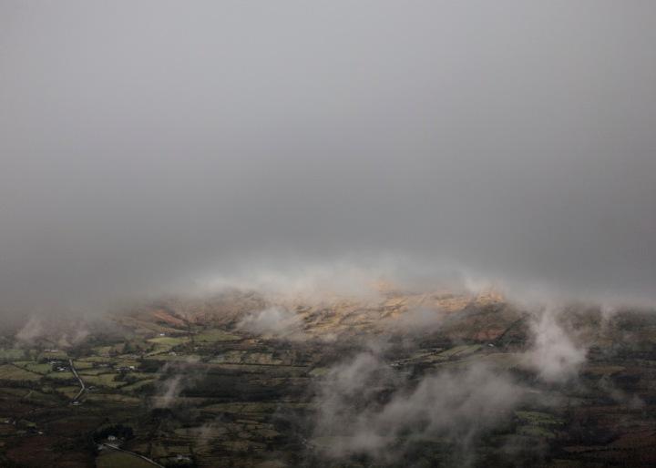 misty arroo clouds